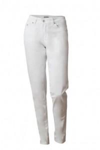 calça branca unissex