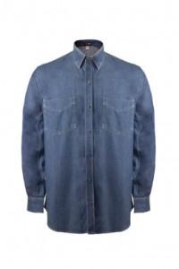 Camisa 01/ 02 bolsos